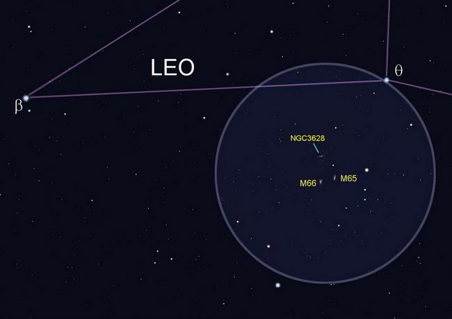 Leo-Trio