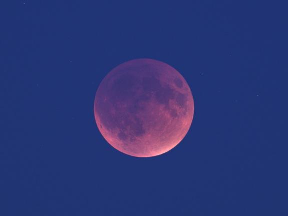blood moon eclipse west coast - photo #16