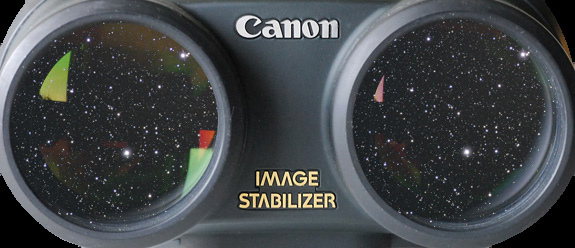 Canon 15x45s