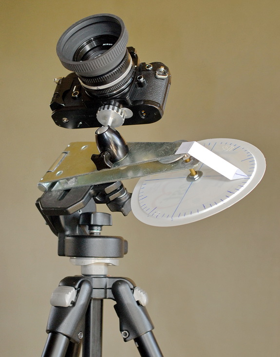 Build A Hinge Tracker For Astrophotography Gary Seronik