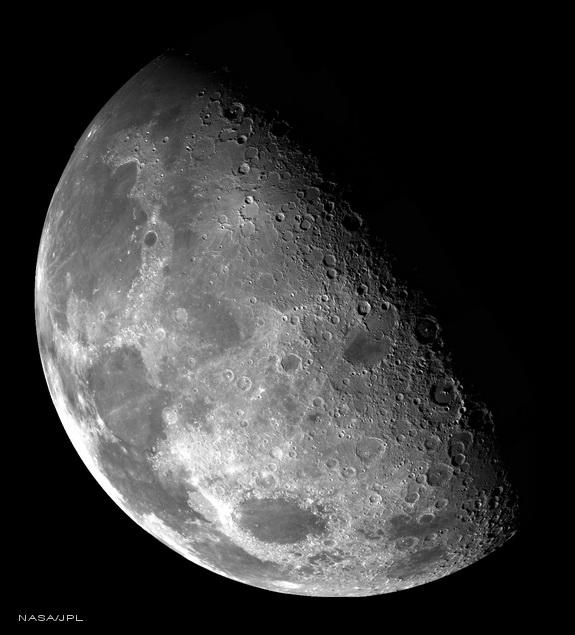 Galileo Moon